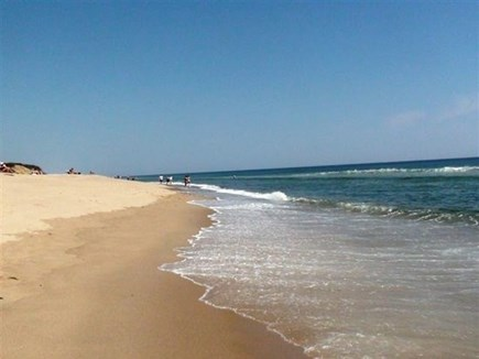 Eastham Cape Cod vacation rental - Beautiful beach