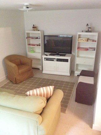 Eastham Cape Cod vacation rental - Bonus hang out space in the basement.