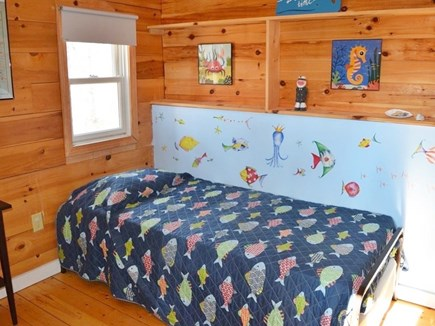 Eastham Cape Cod vacation rental - Extra twin