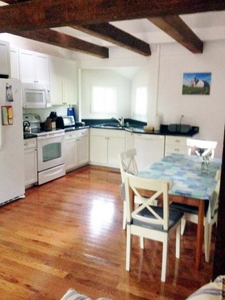 Eastham Cape Cod vacation rental - Open kitchen / dining room