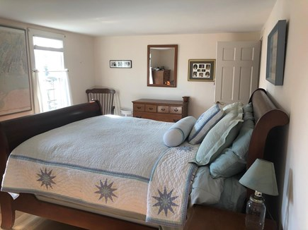 Chatham Cape Cod vacation rental - Downstairs master bedroom with queen bed