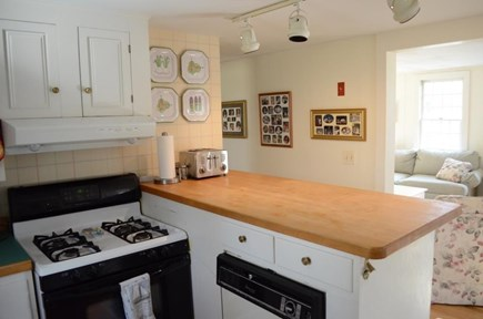 Chatham Cape Cod vacation rental - Kitchen with generous food prep workspace