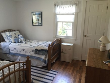 Chatham Cape Cod vacation rental - First floor twin bedroom