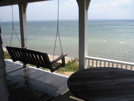 North Truro Cape Cod vacation rental - Porch views