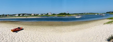 Barnstable, West Hyannisport, Seaside Park Cape Cod vacation rental - Little Beach (private beach 1/4 mile from cottage.