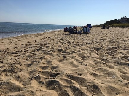 Mashpee, Popponesset Cape Cod vacation rental - Beautiful Popponesset Beach is an easy 1/3 mile walk away