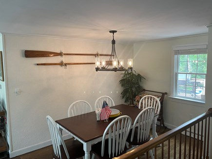 Popponesset Cape Cod vacation rental - Dining area