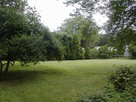 Dennis Cape Cod vacation rental - Huge private yard