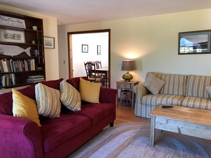 Dennis, Forest Pines Estates Close to  Cape Cod vacation rental - Living Room