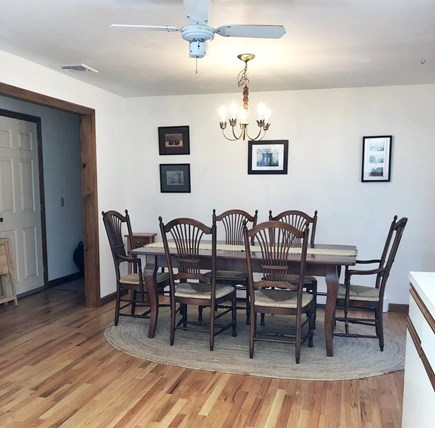 Dennis, Forest Pines Estates Close to  Cape Cod vacation rental - Large dining table with 2 leaves