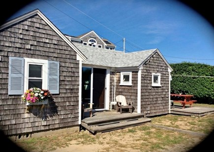 Dennis Port Cape Cod vacation rental - Seabbatical 'Sea' Cottage