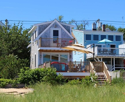 Provincetown Cape Cod vacation rental - View from the beach.
