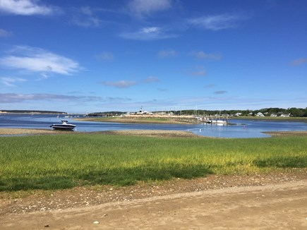 Wellfleet Cape Cod vacation rental - Stunning neighborhood Harbor Beach (3 min walk from cottage)