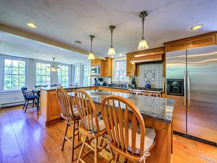 Barnstable Village Cape Cod vacation rental - BEAUTIFUL renovated spacious kitchen
