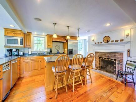 Barnstable Village Cape Cod vacation rental - Warm inviting kitchen exudes charm