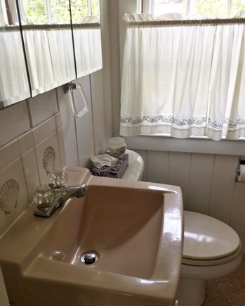 South Chatham Cape Cod vacation rental - Bathroom