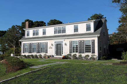 Chatham Cape Cod vacation rental - Riverhouse:  Like-new classic Cape with stunning water views