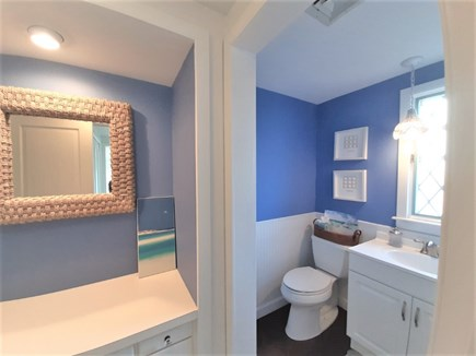 Hyannis Cape Cod vacation rental - Newly remodeled Hollywood bath with tub and shower