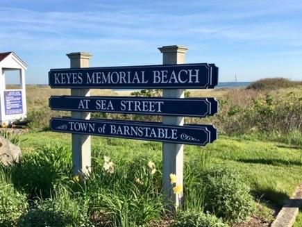 Hyannis Cape Cod vacation rental - Beach across the street!