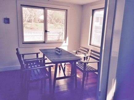 Falmouth Cape Cod vacation rental - Dining