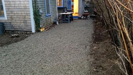 Falmouth Cape Cod vacation rental - Driveway 4 cars