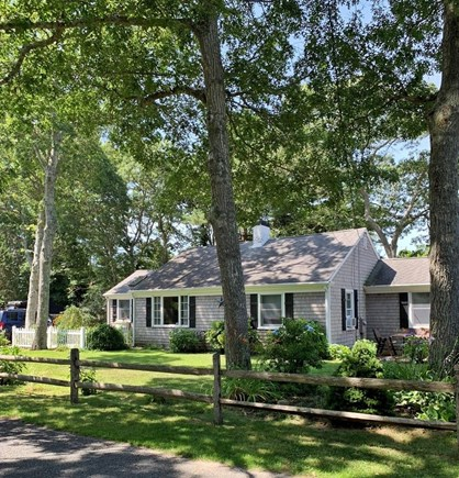 South Yarmouth Cape Cod vacation rental - Located on a quite dead end street in South Yarmouth