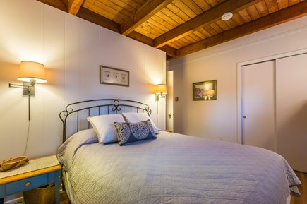 East Sandwich Cape Cod vacation rental - Queen Bedroom