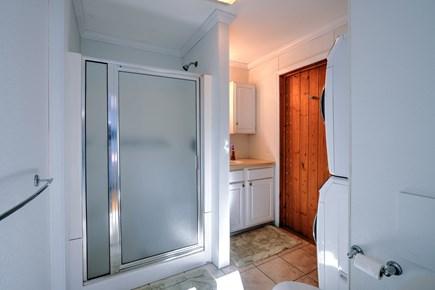 Sandwich Cape Cod vacation rental - Master Bath with shower.
