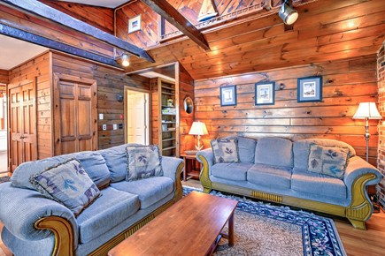 Sandwich Cape Cod vacation rental - Comfortable furnishings throughout.