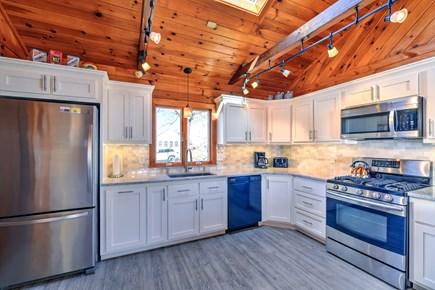 Sandwich Cape Cod vacation rental - Beautifully renovated Kitchen.