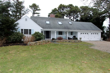 Brewster Cape Cod vacation rental - Front Exterior