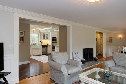 Brewster Cape Cod vacation rental - Alternate view of Living Room