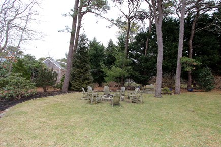 Brewster Cape Cod vacation rental - Alternate view of yard