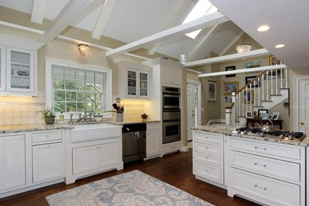 Brewster Cape Cod vacation rental - Spacious fully equipped kitchen