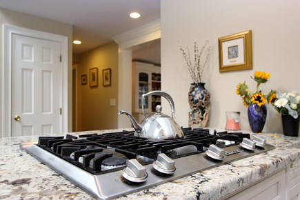 Brewster Cape Cod vacation rental - Counter top range