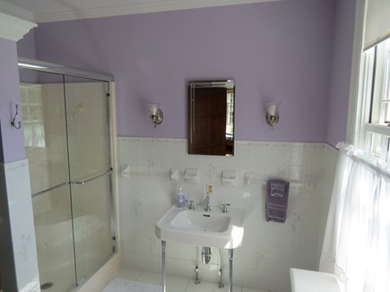 East Dennis Cape Cod vacation rental - Master bathroom