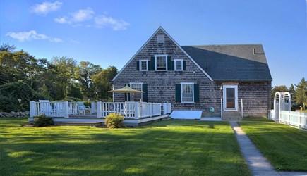East Dennis Cape Cod vacation rental - Back yard