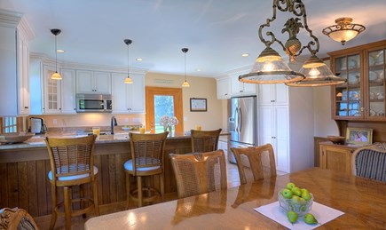 East Dennis Cape Cod vacation rental - Kitchen/dining
