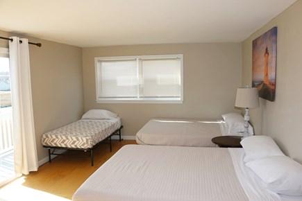 Dennis Cape Cod vacation rental - Bedroom 3 (3) Queen Beds (1) Twin Bed