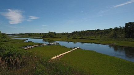 Dennis Cape Cod vacation rental - Swan River great for paddleboarding and Sup's