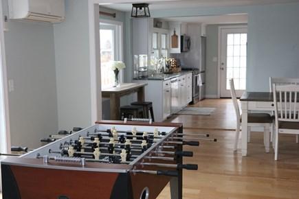 Dennis Cape Cod vacation rental - Foose ball table