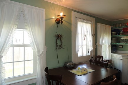 Harwich, Campground Cape Cod vacation rental - Eat in kitchen