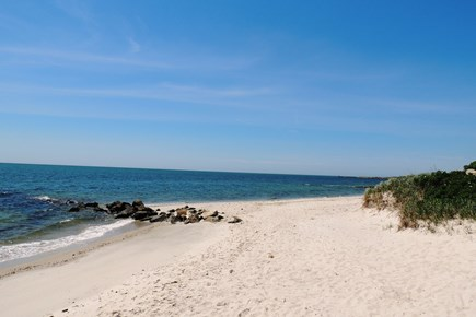 Harwich, Campground Cape Cod vacation rental - Nantucket Sound beach just down the street