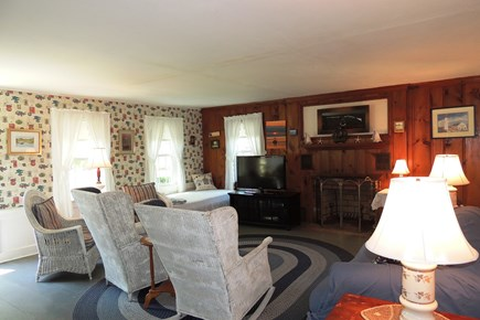 Harwich, Campground Cape Cod vacation rental - Flat screen T.V.