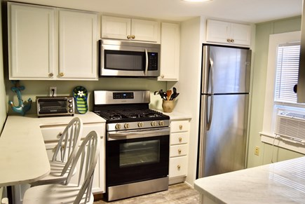Plymouth, Manomet MA vacation rental - All new appliances, including a dishwasher