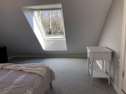 Eastham Cape Cod vacation rental - One of two skylights in the loft