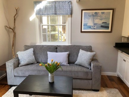 Eastham Cape Cod vacation rental - Comfortable and inviting living room
