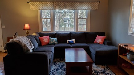 West Harwich Cape Cod vacation rental - Living room