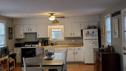 West Harwich Cape Cod vacation rental - Fully stocked kitchen
