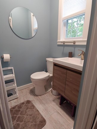 West Harwich Cape Cod vacation rental - First floor newly renovated bathroom